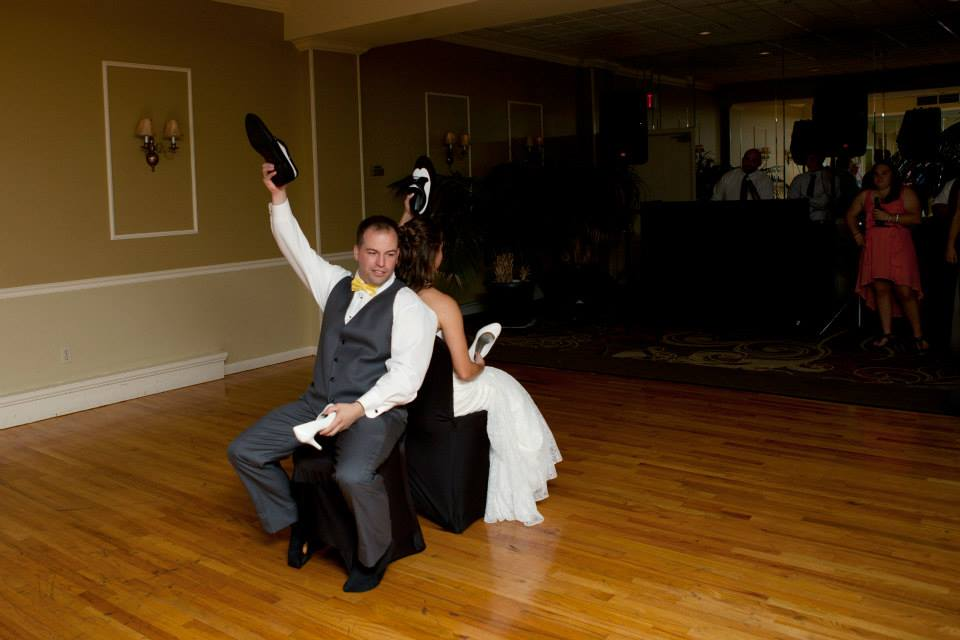 NewlywedGame Tampa FL Wedding DJ